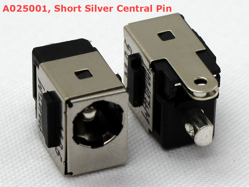 Lenovo Toshiba Fujitsu Advent and Many Laptops Genuine OEM Original AC DC Power Jack Socket Connector Charging Port Replacement