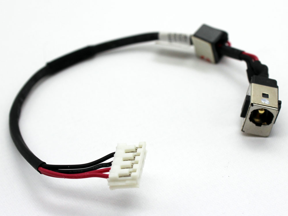 IBM Lenovo G550 G555 KIUE0 DC301007E00 AC DC Power Jack Socket Connector Charging Port DC IN Cable Wire Harness