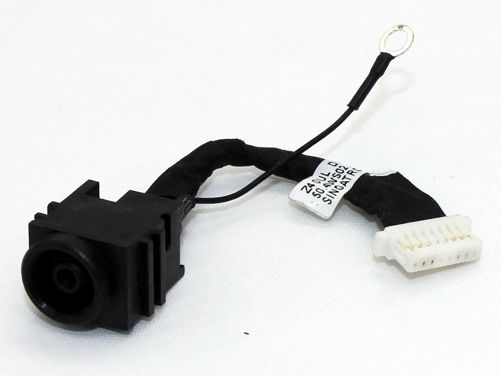 Sony VAIO SVT14 SVT14xxxxxx Z40UL 50.4WS02.001 Power Jack Socket Connector Charging Port DC IN Cable Wire Harness