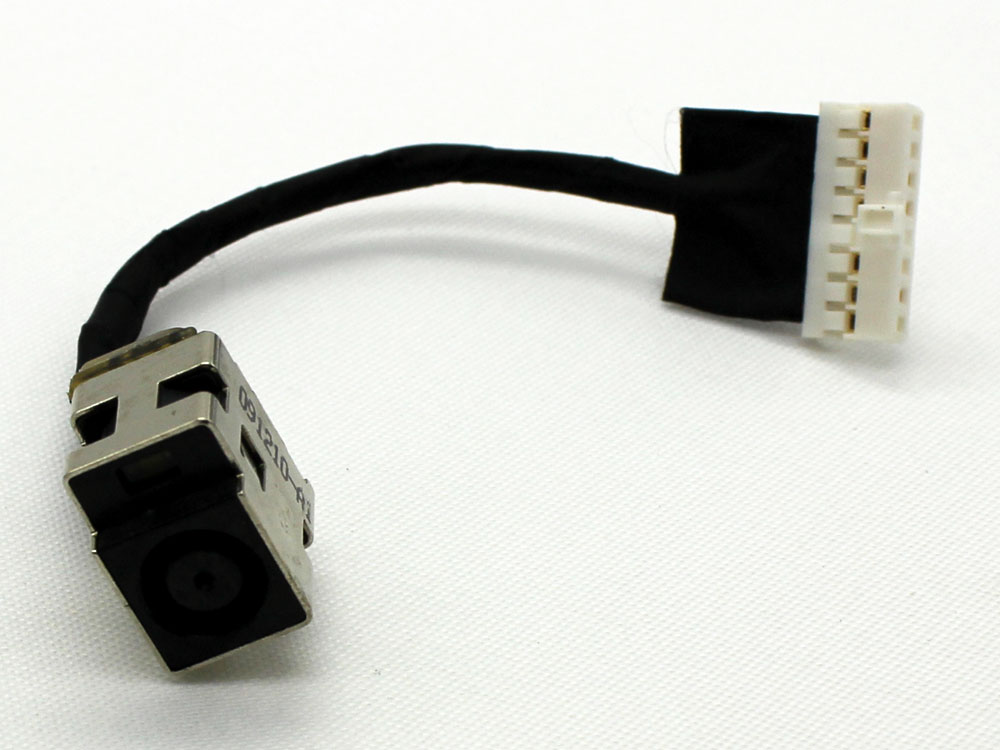Compaq Presario CQ42 HP G42 600630-001 DD0AX1PB000 AC DC Power Jack Socket Connector Charging Port DC IN Cable Wire Harness