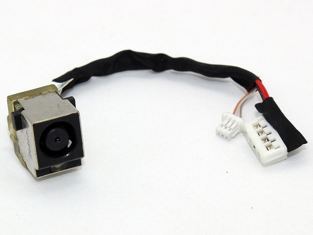 HP ProBook 4330 4330S 4331 4331S 6017B0300401 AC DC Power Jack Socket Connector Charging Port DC IN Cable Wire Harness