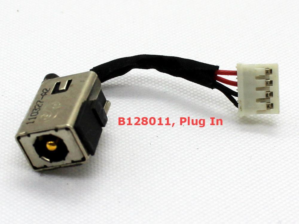 HP Compaq Mini 110 210 910 CQ10 Series NetBook 6017B020 5701 AC DC Power Jack Socket Connector Charging Port DC IN Cable Wire Harness
