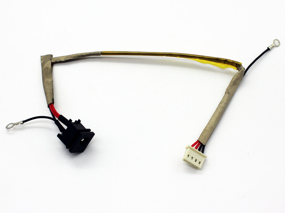 Toshiba Satellite L30 L35 L30-101 L30-10S L35 L35-Sxxx A000009580 AC DC Power Jack Socket Connector Charging Port DC IN Cable Wire Harness