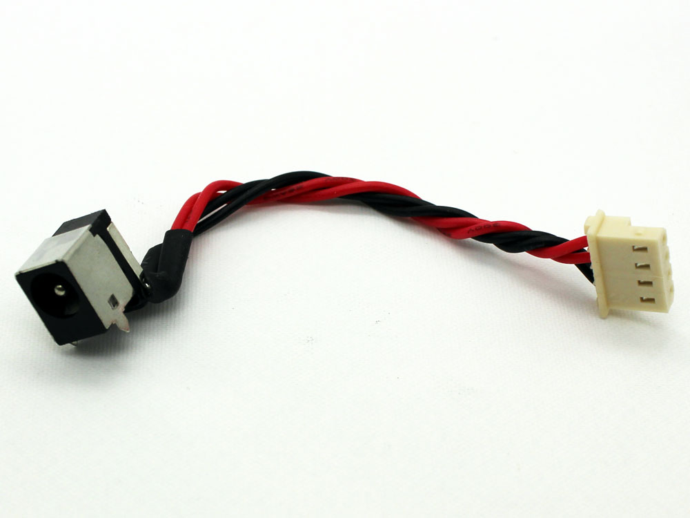 LG E200 E210 E23 E300 ED500 R40 R400 R405 RD405 AC DC Power Jack Socket Connector Charging Port DC IN Cable Wire Harness