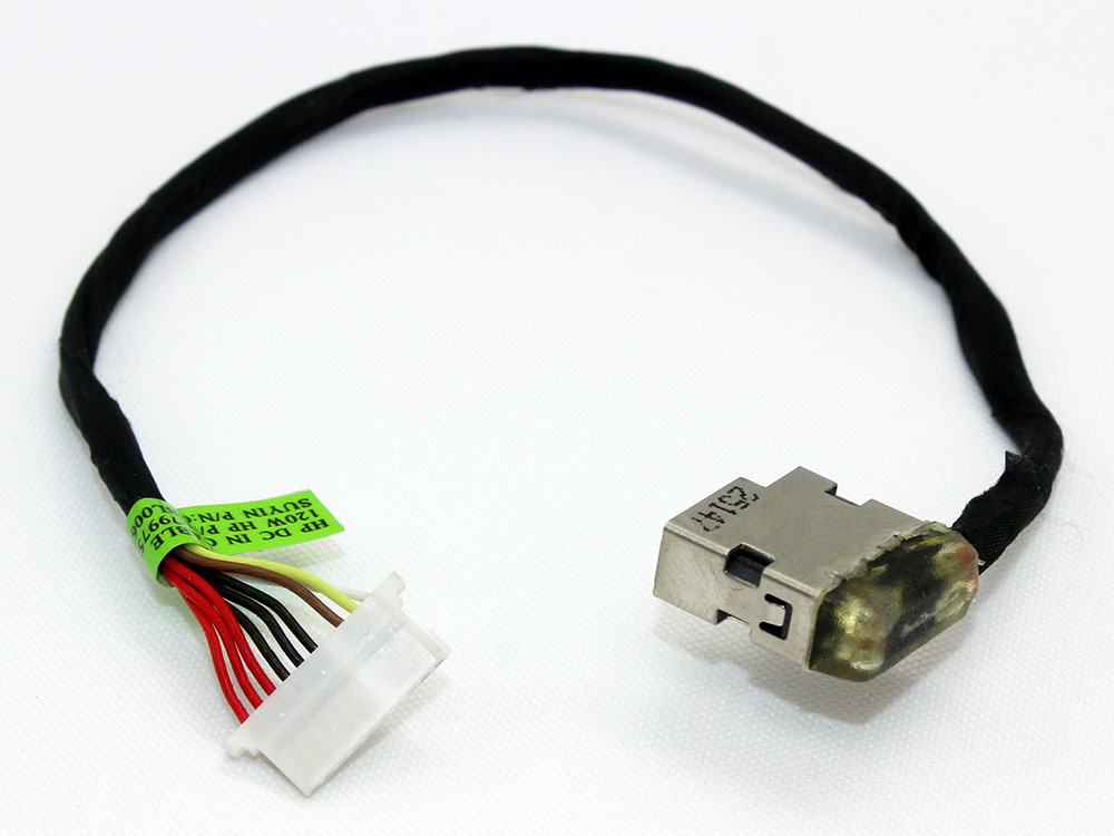 HP 799752-F18 799752-S18 799752-T18 799752-Y18 CBL00671-0180 Power Jack Socket Charging Connector Port DC IN Cable