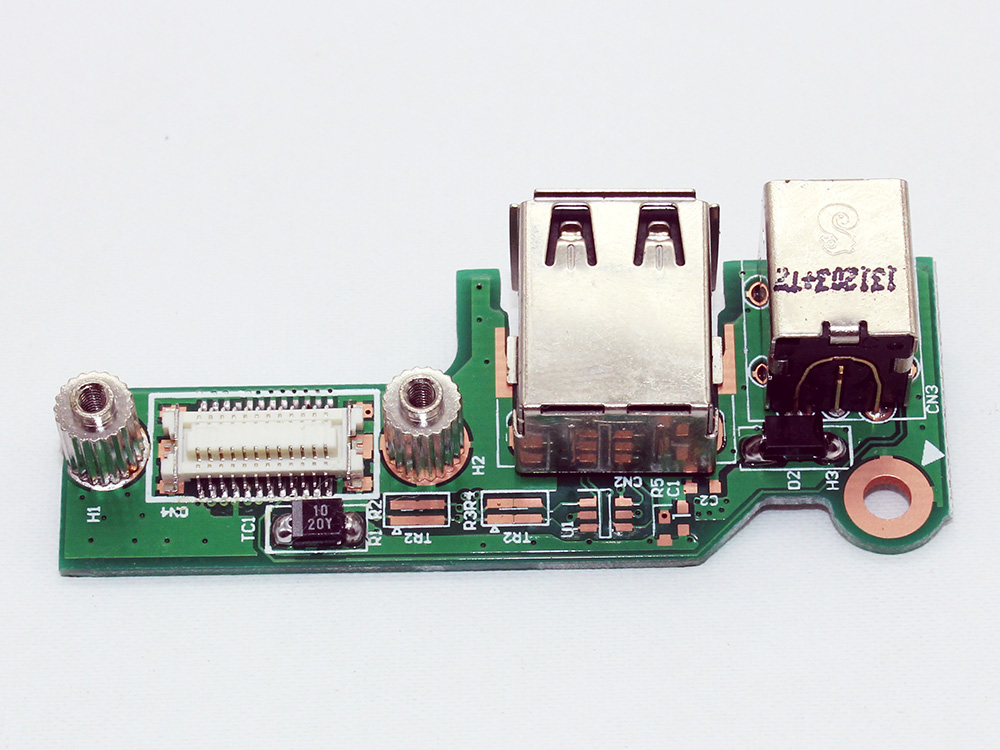 Dell Inspiron 1525 1525se 1526 1526se Vostro 500 PP29L 48.4W002.031 48.4W006.011/021 DC Power Jack Socket Connector USB Port IN Charging Board