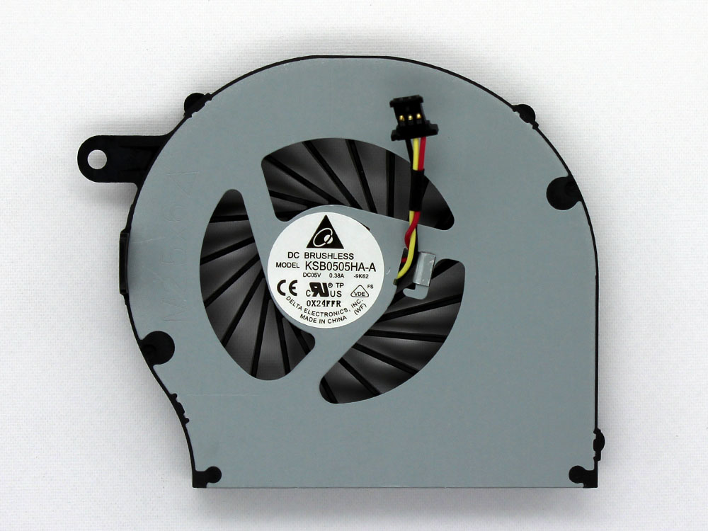 HP G62 G72 Compaq Presario CQ62 CQ72 CPU Cooling Fan Replacement Assembly 606013-001 606014-001 612354-001 612355-001 AB7505HX-EC3 NFB73B05H KSB0505HA-A -9K62