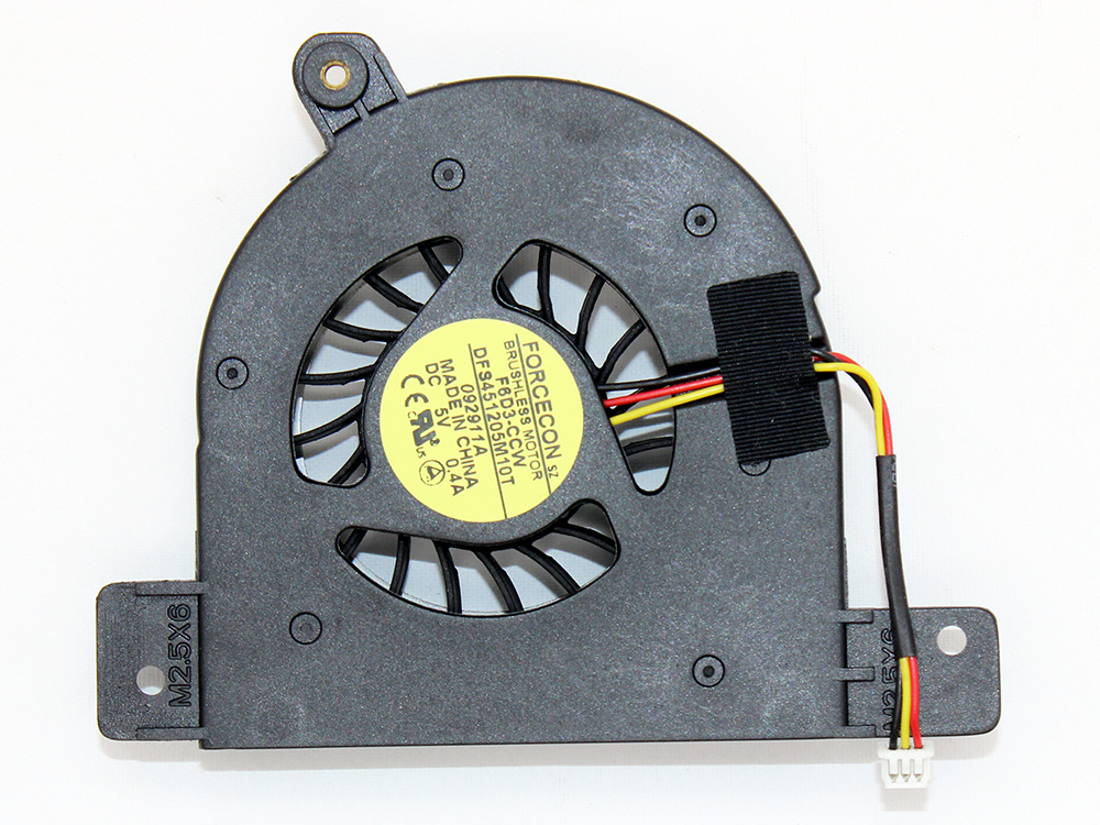 Toshiba Satellite A130 A135 CPU Cooling Fan Replacement Assembly AT015000100 K000044720 DFS451205M10T F6D3-CCW