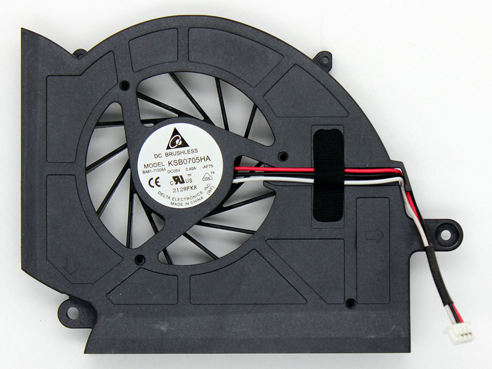 Samsung NP RF510 RF511 RF710 RF711 RF712 RC530 RC730 CPU Cooling Fan Replacement Assembly KSB0705HA AF75 BA81-11008A DFS651605MC0T FA57 F8V7-2 BA81-11008B BA62-00536B MA57