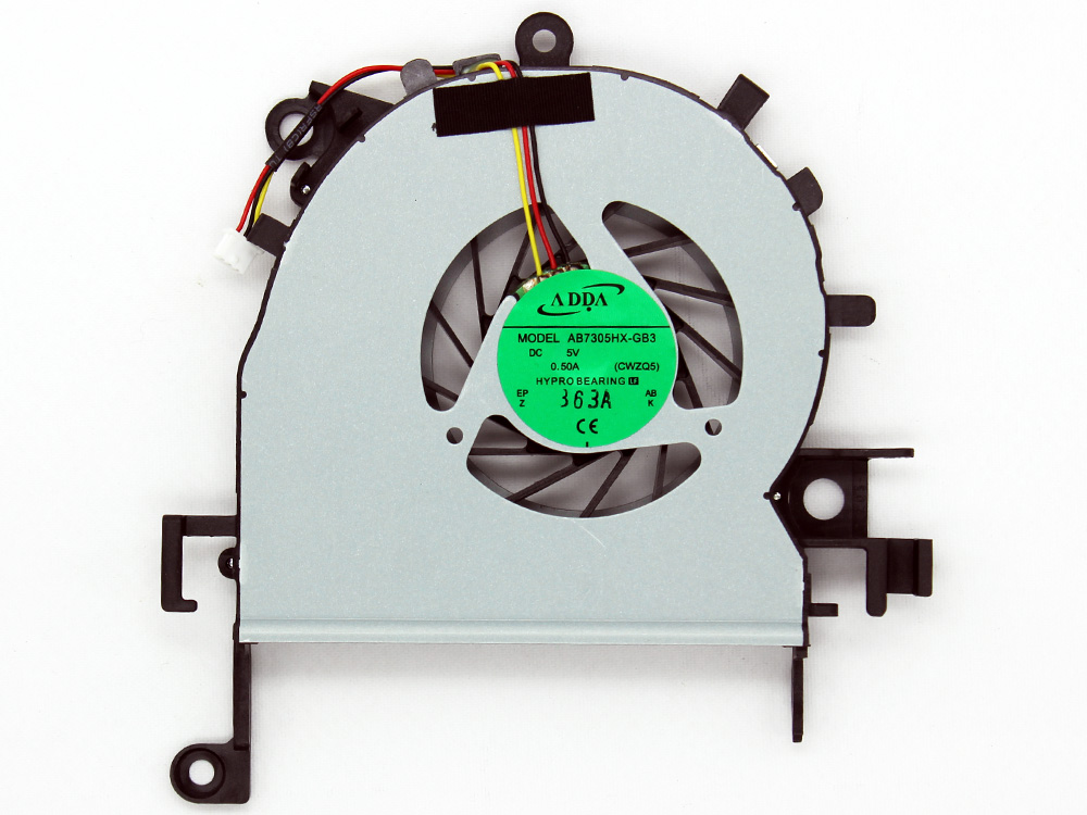 Acer Aspire 4733 4733G 4733Z 4733ZG 4738 4738Z 4738G 4738ZG CPU Cooling Fan Replacement Assembly AB7305HX-GB3 CWZQ5 MF60090V1-C080-G99 K4502P