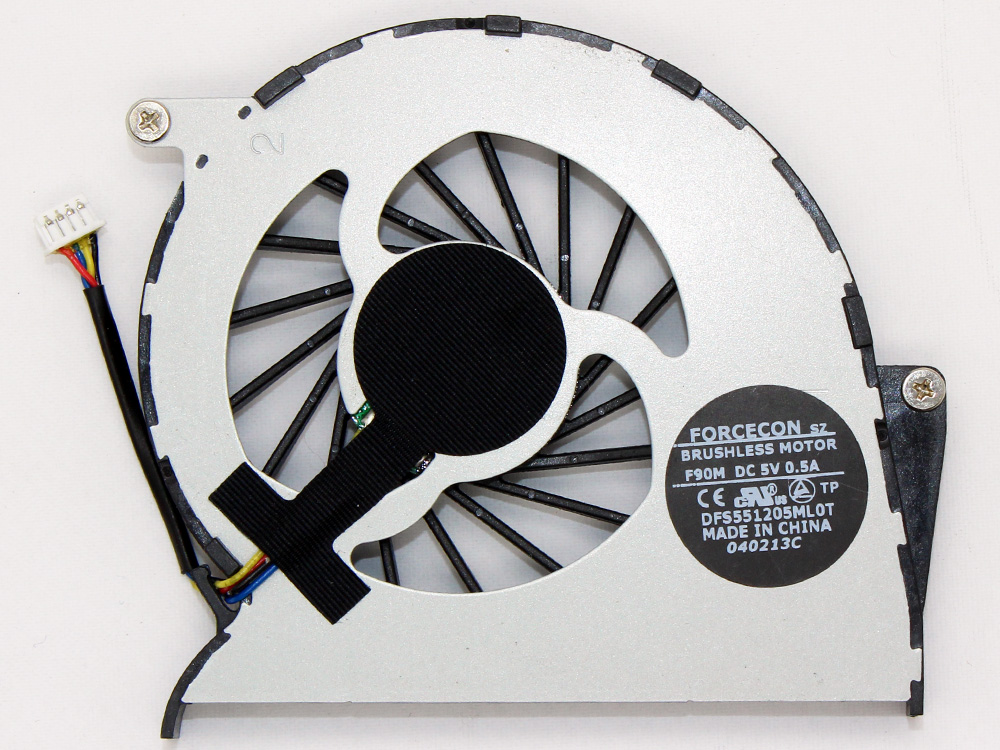 Lenovo IdeaPad Y460 Y460A Y460C Y460N Y460P DFS551205ML0T CPU Cooling Fan Replacement Assembly