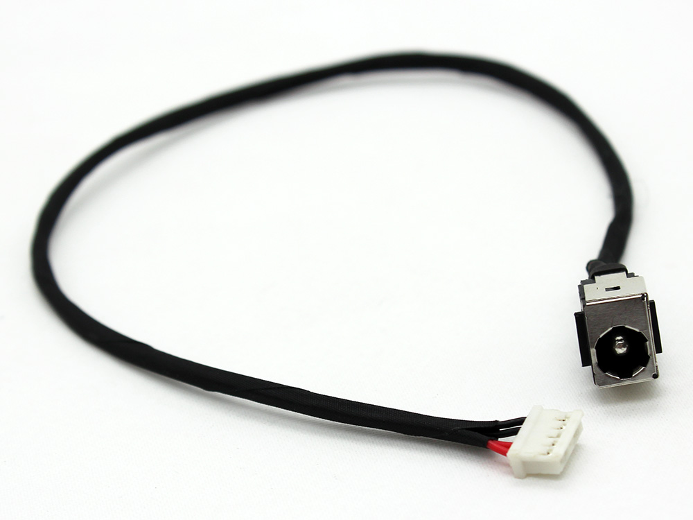 Lenovo IdeaPad Z580 Z580A Z585 DD0LZ3AD000 AC DC Power Jack Socket Connector Charging Port DC IN Cable Wire Harness