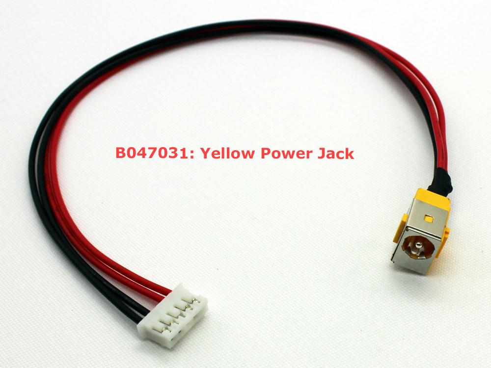 Acer Aspire 5235 5335 5535 5735 6735 7535 7735 7738 8530 8730 8735 50.4K802.001 50.4K802.021 AC DC Power Jack Socket Connector Charging Port DC IN Cable Wire Harness