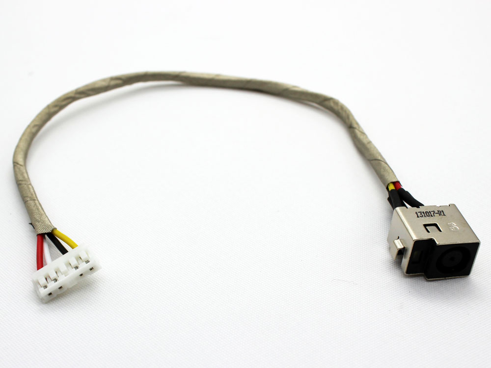 HP Pavilion DV7-1000 DV7T-1000 480474-001 DC301004S00 AC DC Power Jack Socket Connector Charging Port DC IN Cable Wire Harness