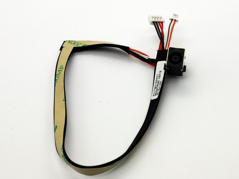 HP Probook 4510 4510S 4515 4515S 4710 4710S 6017B0199101 6017B0199001 AC DC Power Jack Socket Connector Charging Port DC IN Cable Wire Harness