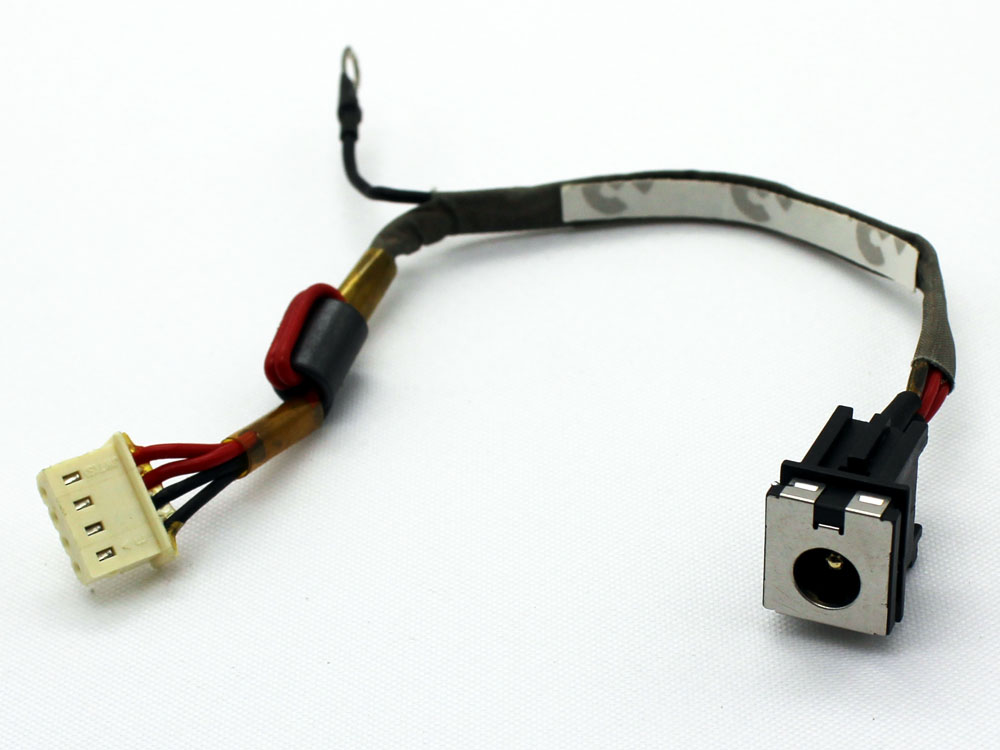 Toshiba Satellite M805 M805 M805D M8xx U400 U400D U405 U405D Pro A000021120 AC DC Power Jack Socket Connector Charging Port DC IN Cable Wire Harness
