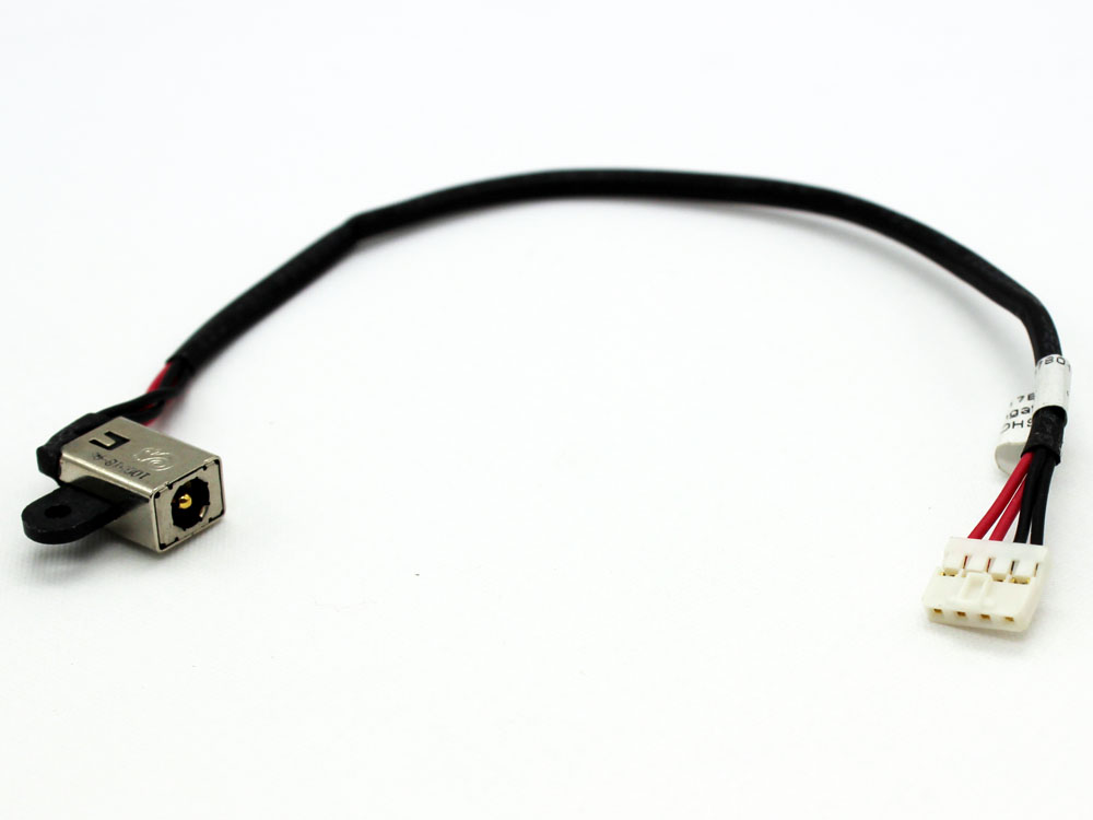 Google Chromebook CR-48 6017B0287801 AC DC Power Jack Socket Connector Charging Port DC IN Cable Wire Harness