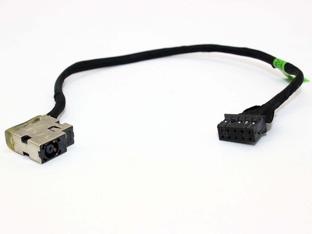 HP Compaq 713704-FD4 713704-SD4 713704-YD4 AC DC Power Jack Socket Connector Charging Port DC IN Cable Wire Harness