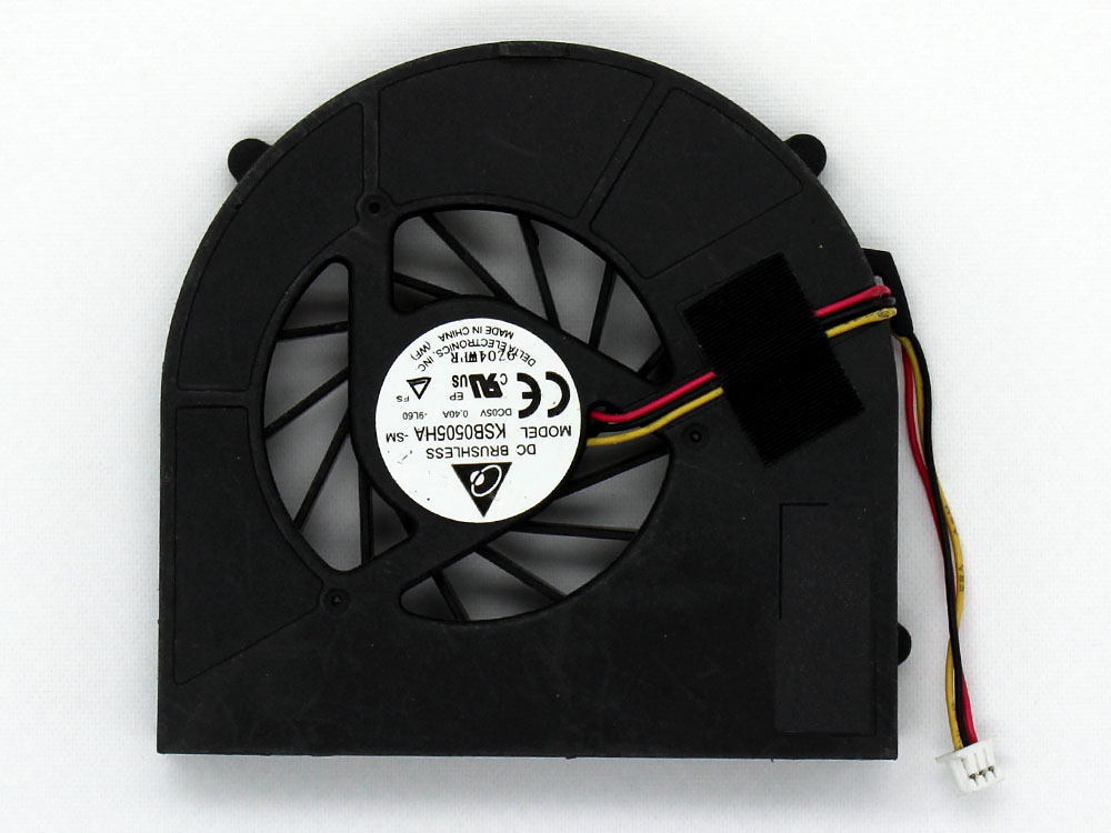 Dell Inspiron 15R N5010 M5010 M501R CPU Cooling Fan Replacement Assembly 23.10377.001 23.10379.001 KSB0505HA MF60120V1-B020-G99 03T25W K9C29Y DFB451005M20T 60.4HH13.002