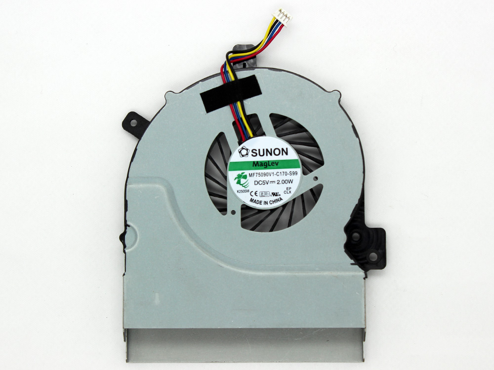 Asus K55 K55A K55C K55V K55VD U57 U57A U57V U57VD U57VM CPU Cooling Fan Assembly Original MF75090V1-C170-S99 UDQFZJA05DAS 13GN8910P010-1